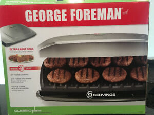 George Foreman Extra Large Grill