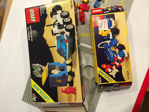 6927 Lego Loose empty very nice space Lego boxes