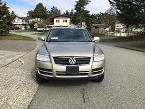 2006 Volkswagen Touareg V6 Fully Loaded SUV, Crossover
