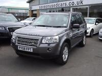 2009 Land Rover Freelander 2.2 Td4 SE 5dr Auto 5 door Estate