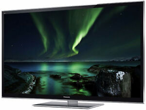 Panasonic Plasma TC-P55VT50 3D TV