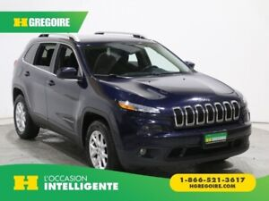 2015 Jeep Cherokee North 4WD AUTO A/C GR ELECT MAGS BLUETOOTH