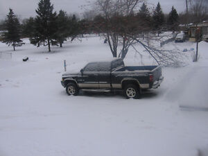2001 Dodge Power Ram 1500 Pickup Truck