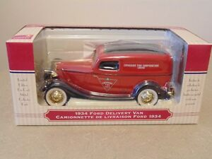 Liberty Classics 1934 Ford Delivery Van Canadian Tire Limited Ed