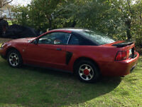 2001 Ford Mustang Coupe (2 door)