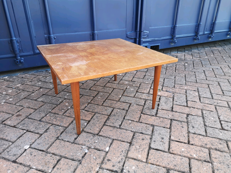 Mid century teak coffee table retro vintage | in Lower ...