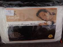 2 x Visco Elastic Memory Foam Pillows - Almost Brand New Brighton-le-sands Rockdale Area Preview