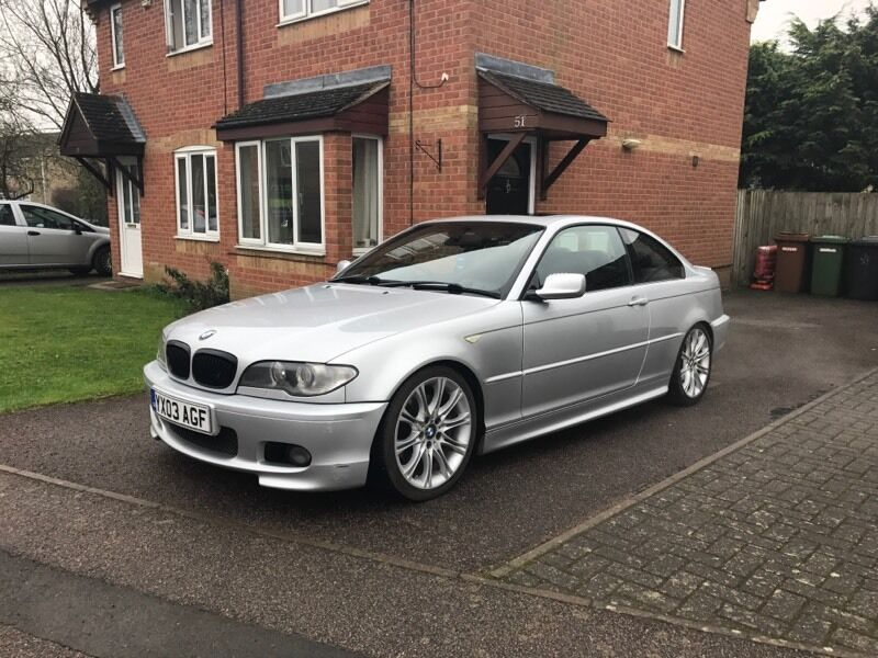 Bmw 330ci M Sport Manual E46 330 In Earls Barton Northamptonshire Gumtree