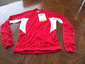 LG Louis Garneau womens long sleeve cycling jersey