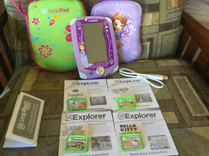 LeapPad2 - Excellent condition, updated and loaded with games! Cambridge Kitchener Area image 2