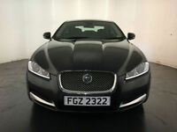 2012 JAGUAR XF PREMIUM LUXURY DIESEL AUTO 1 OWNER SERVICE HISTORY FINANCE PX
