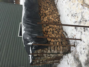Dry seasoned hard maple firewood for sale