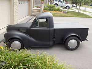 1948 Austin A40 pick up truck rat rod hot rod