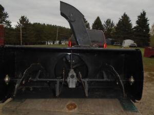 Souffleuse à neige pour tracteur Clubcadet série 3000