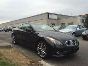 2011 Infiniti G37x Sport Coupe (2 door)