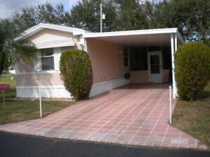 Maison mobile a vendre TALL PINES MHC, Fort Pierce, Floride