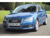 Audi A3 1.9TDIe 2009MY Sport SAT/NAV+LEATHER+FSH