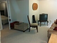 Large luxurious unit near all amenities available immediately