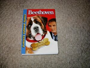 BEETHOVEN 1 & 2 DVD FOR SALE!