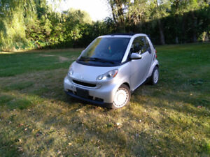 2008 Smart Fortwo Passion Convertible- Mint condition