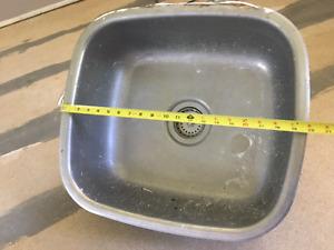 Large basin sink