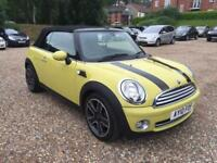 2010 MINI Convertible 1.6 Cooper 2dr