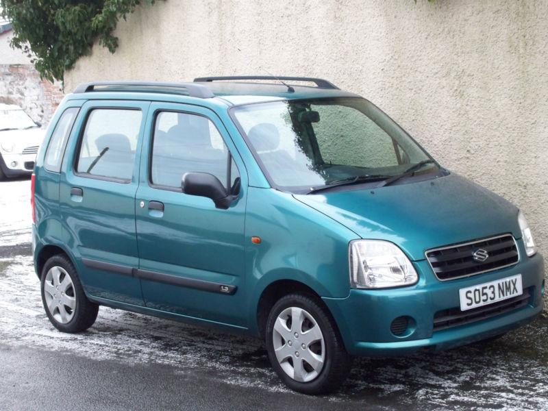 Suzuki Wagon R Automatic