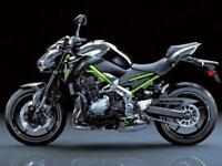 NEW KAWASAKI Z900 FREE Performance Kit worth £750.