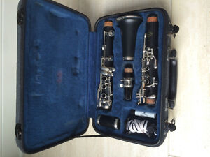 Buffet Crampon & Crie Clarinet, model B12
