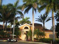 NAPLES Florida - 3 Bedroom Condo - Resort Style Gated Community