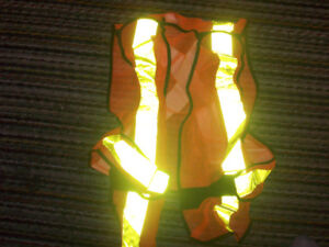 3 safety vests