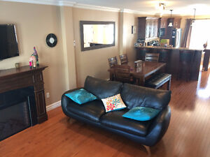 Furnished 3 Bedroom House for Rent in Prime Downtown Location