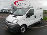 Vauxhall Vivaro 1.9 CDTi 2900 Panel Van 4dr (SWB)