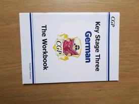 CGP KS3 German The workbook