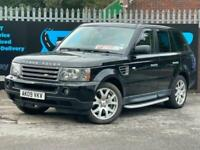 2009 Land Rover Range Rover Sport 2.7 TDV6 HSE 5dr Auto ESTATE Diesel Automatic