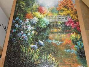 Jigsaw puzzle 1000 piece Alice Springs Alice Springs Area Preview