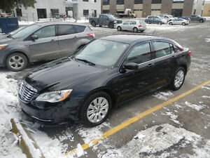 2013 Chrysler 200-Series LX Sedan with Extended Warranty