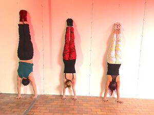 Handstand classes by Cirque du Soleil performer for all levels