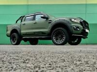 2021 Ford Ranger T8 Milatry edition Pick Up Double Cab Wildtrak 2.0 EcoBlue 213