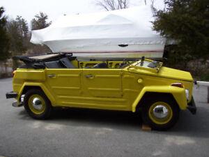 1974 VW Thing Type 181