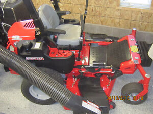 TONDEUSE FRONTALE GRAVELY