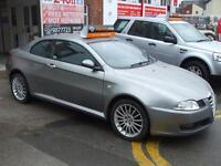 ALFA ROMEO GT 1.9JTDM 16v SPORTS WARRANTY FINANCE AVAILABLE REMAPPED & RAPID