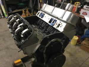 BBC 511 cu race motor