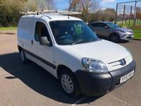 2003 Peugeot Partner 1.9D 600L COMPLETE WITH M.O.T AND WARRANTY