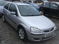 2006 Vauxhall Corsa 1.2i 16v SXi+***GENUINE LOW MILES 49K + HPI CLEAR***