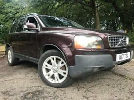 2006 Volvo XC90 2.4 D5 SE SUV 5dr Diesel Geartronic AWD (239 g/km, 182 bhp)