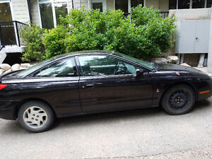 2000 Saturn S-Series Coupe (2 door)