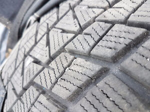 17 inch winter tires for SUV for sale