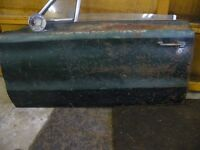 66-67 DODGE CHARGER LEFT DOOR