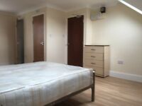 Short Let Serviced Studio apartment , Refurbished , 5min Tube